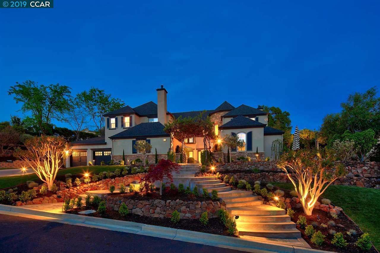 4050 Stone Valley Oaks Dr Alamo, CA 94507