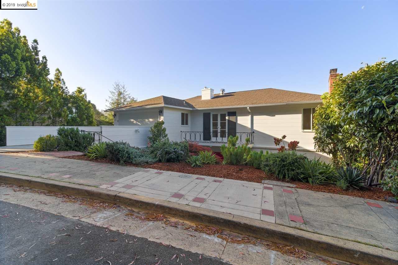 140 Somerset Rd Piedmont, CA 94611