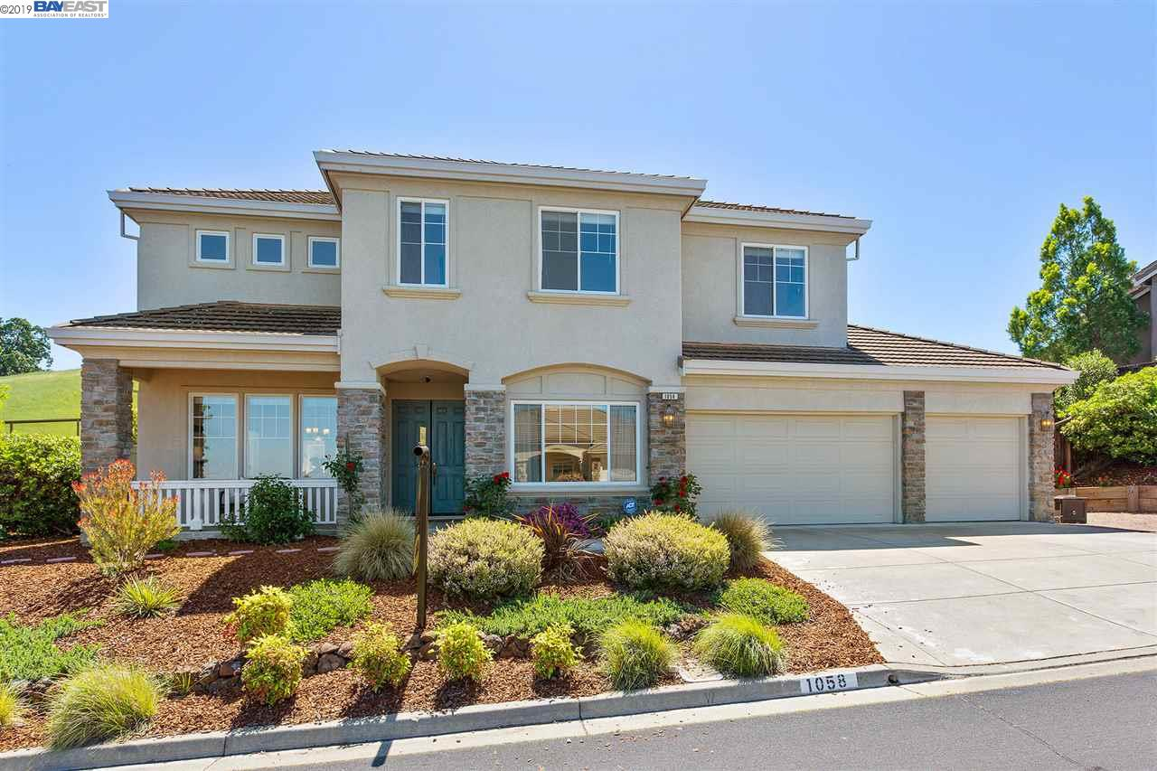 1058 Rolling Woods Concord, CA 94521