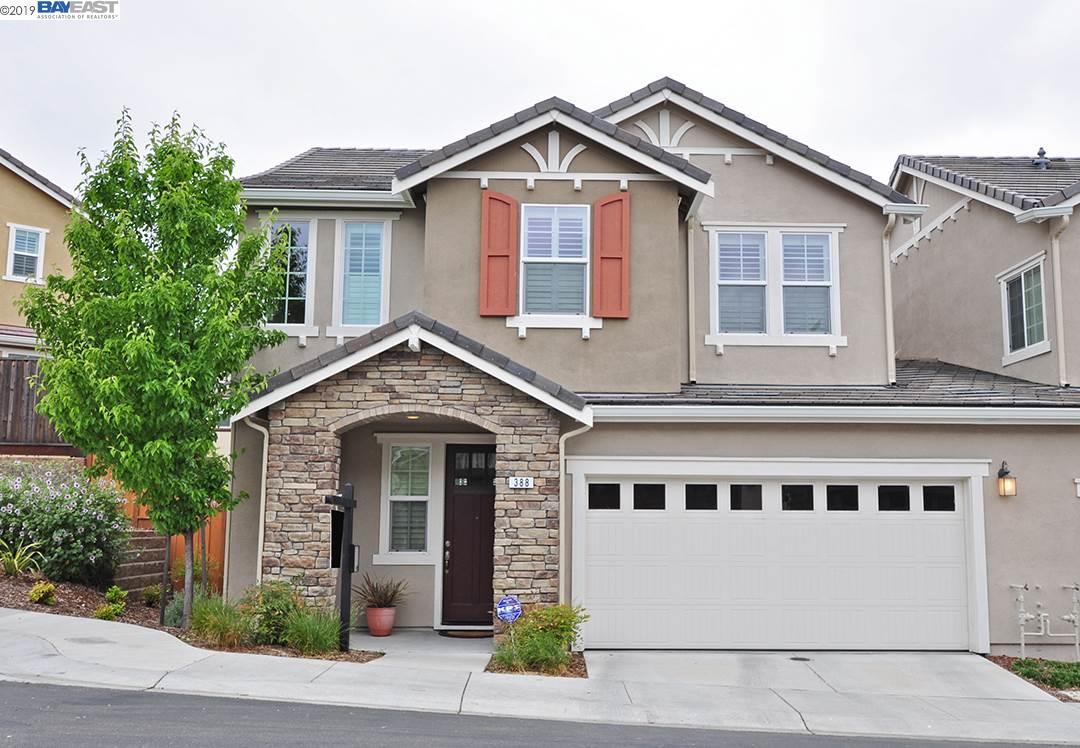 388 Elworthy Ranch Cir Danville, CA 94526