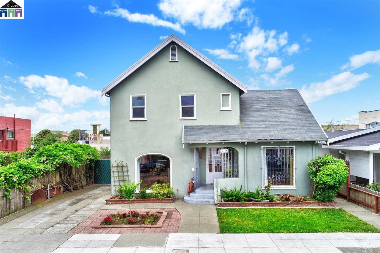 319 30TH St Richmond, CA 94804