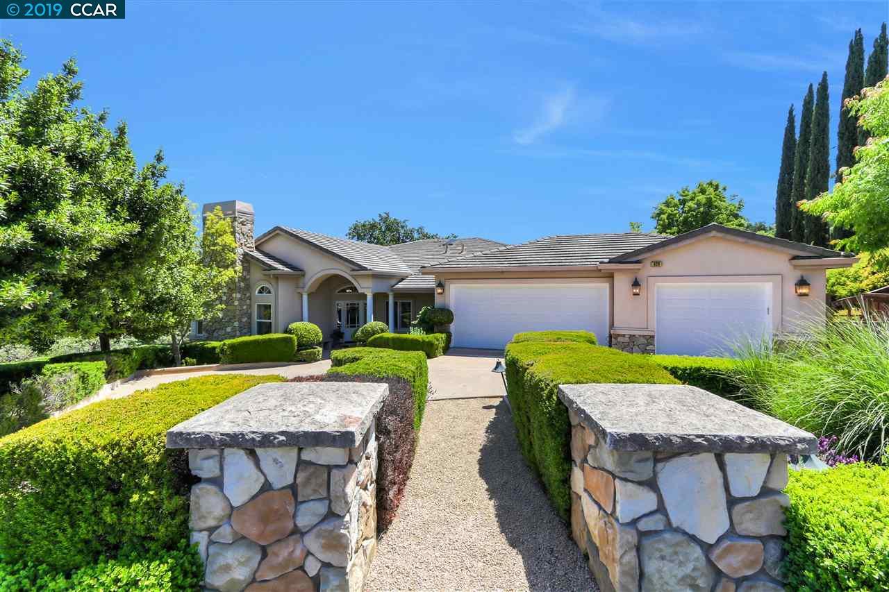 628 Sugarloaf Ct Walnut Creek, CA 94596