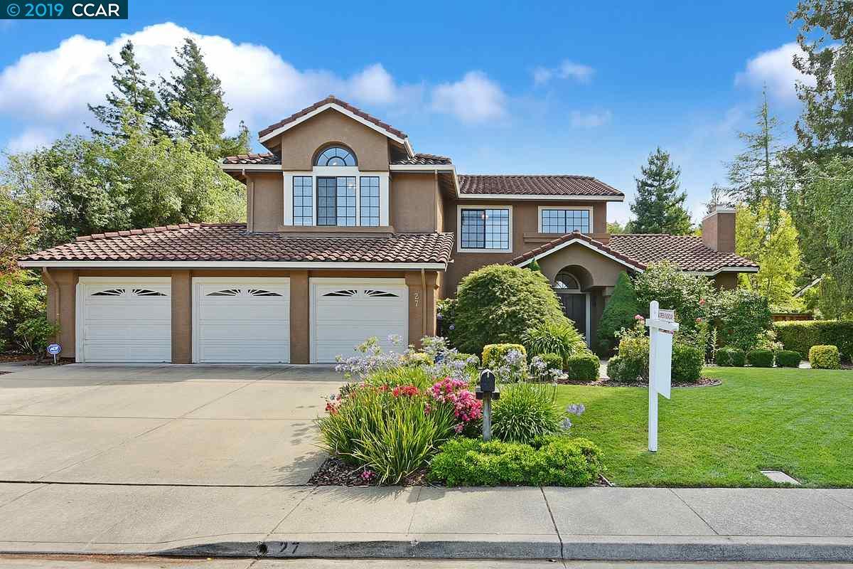 27 Woodranch Cir Danville, CA 94506