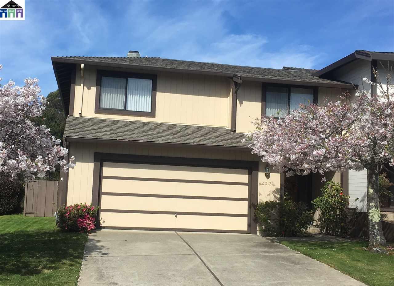 2212 Pinehurst Ct El Cerrito, CA 94530
