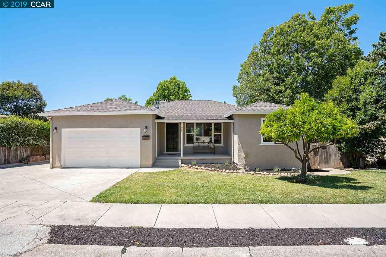 1125 Gregory Ave Martinez, CA 94553