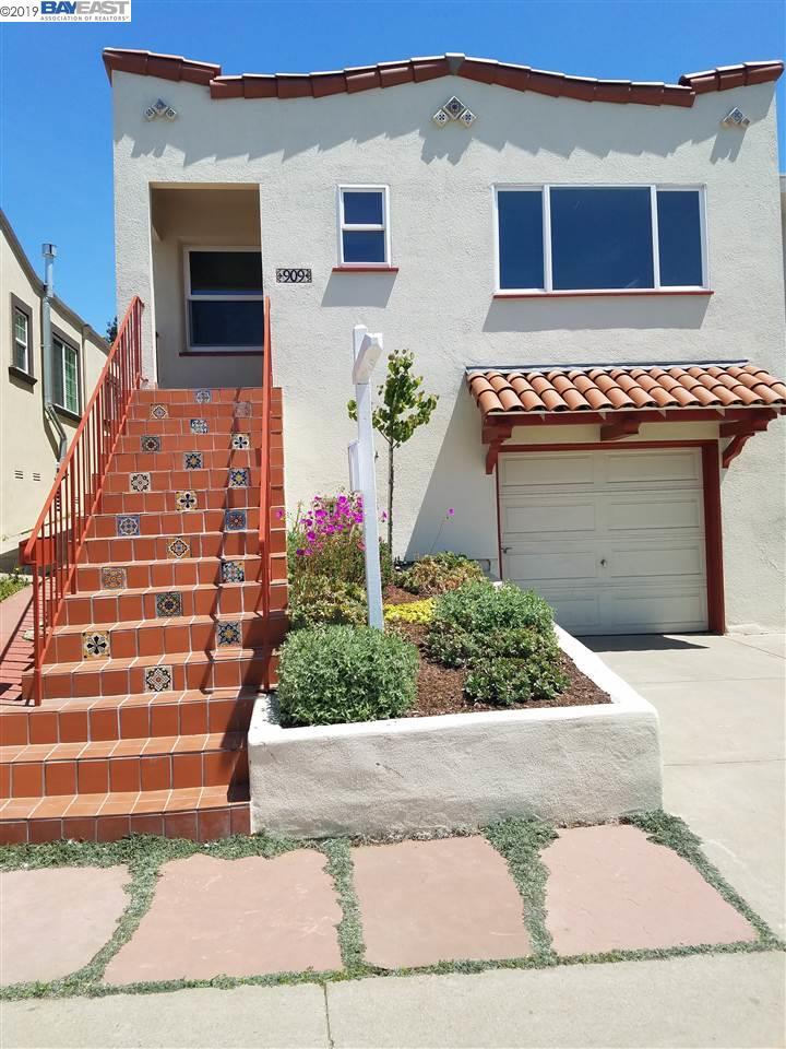 909 Pierce Street Albany, CA 94706