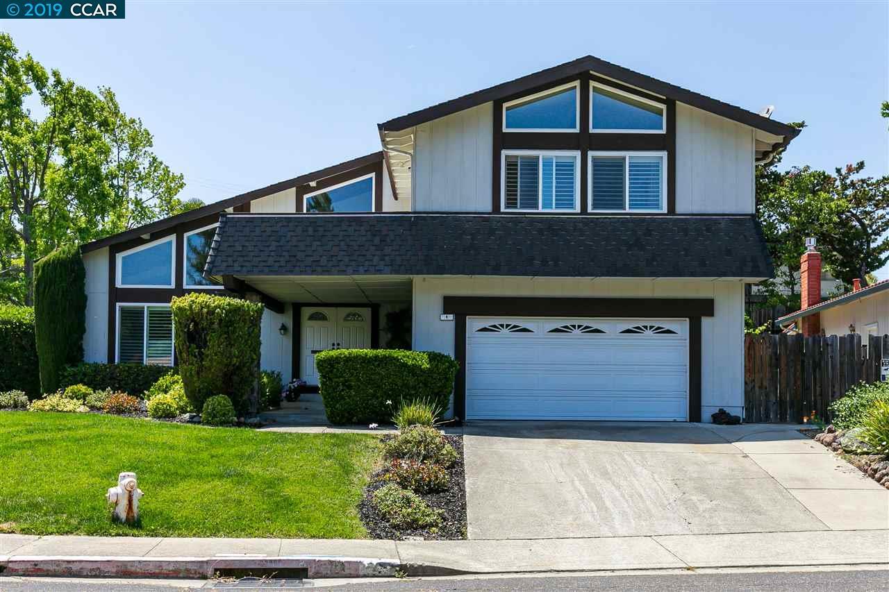 4 Edie Ct Pleasant Hill, CA 94523