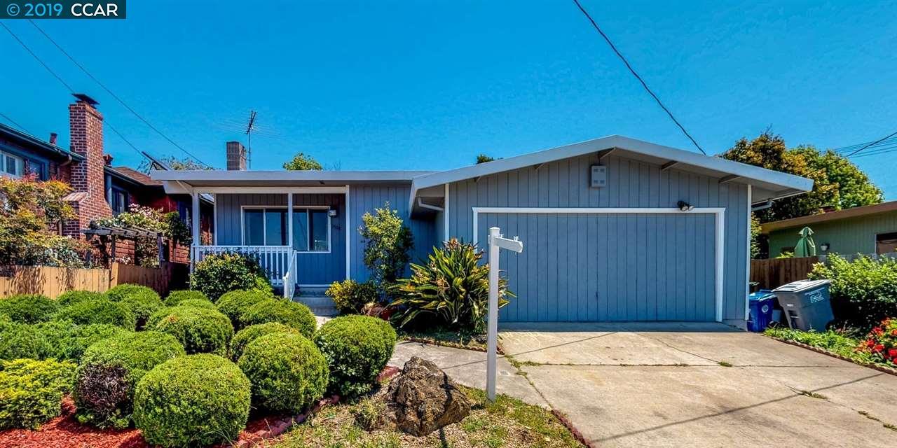 1508 Everett St El Cerrito, CA 94530