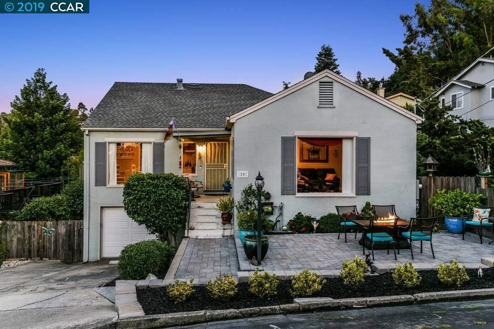20 Escobar Street Martinez, CA 94553