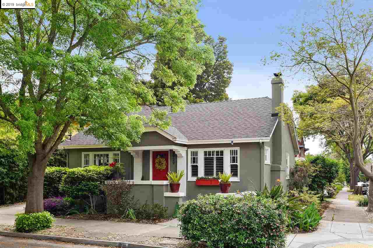 5929 Colby St Oakland, CA 94618