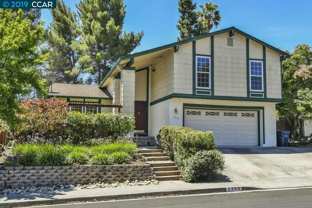 2260 Spring Lake Drive Martinez, CA 94553