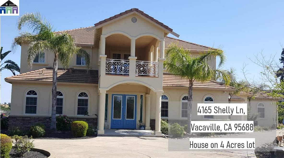 4165 Shelly Ln Vacaville, CA 95688