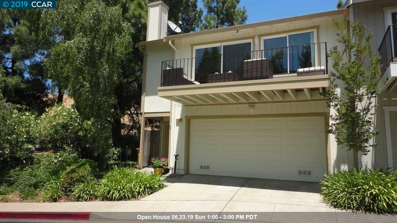 2458 Heatherleaf Lane Martinez, CA 94553