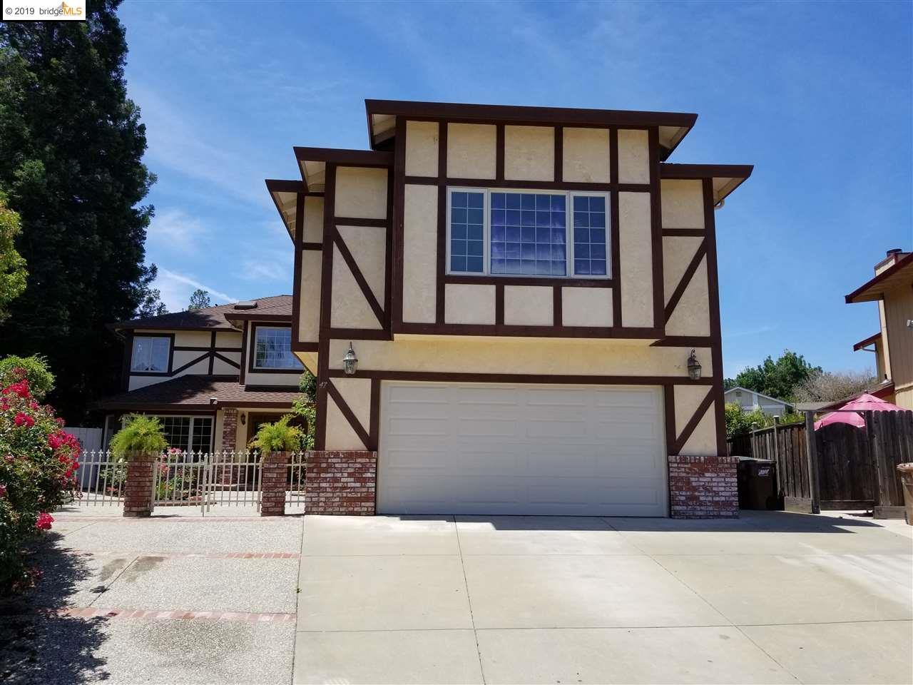 47 Dunbar Ct Pleasant Hill, CA 94523
