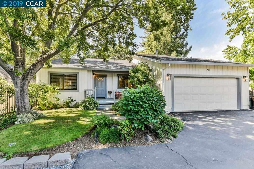 212 Douglas Ln Pleasant Hill, CA 94523