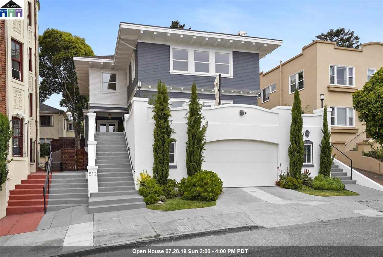 512 Glenview Avenue Oakland, CA 94610