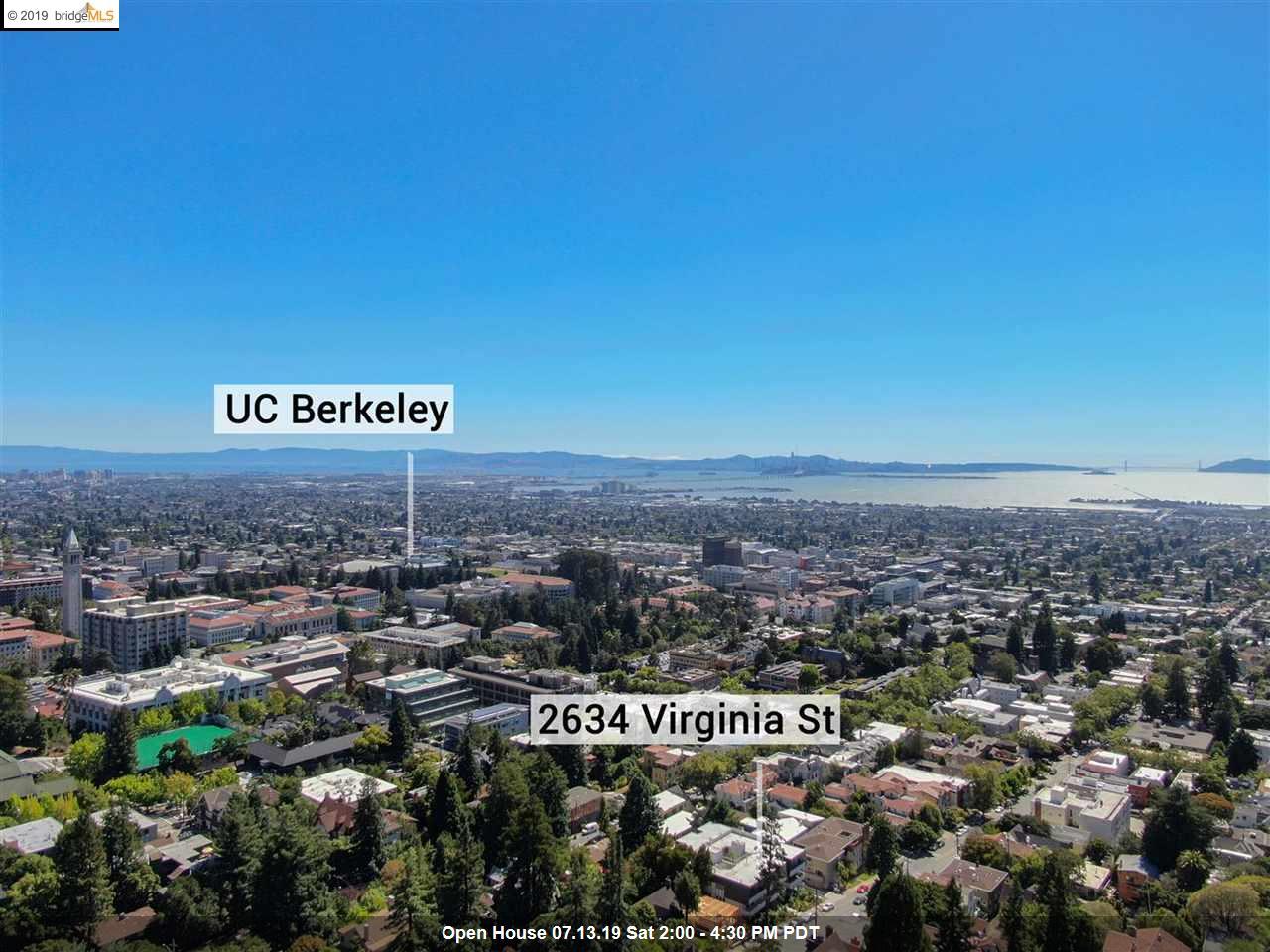 2634 Virginia St #14 Berkeley, CA 94709