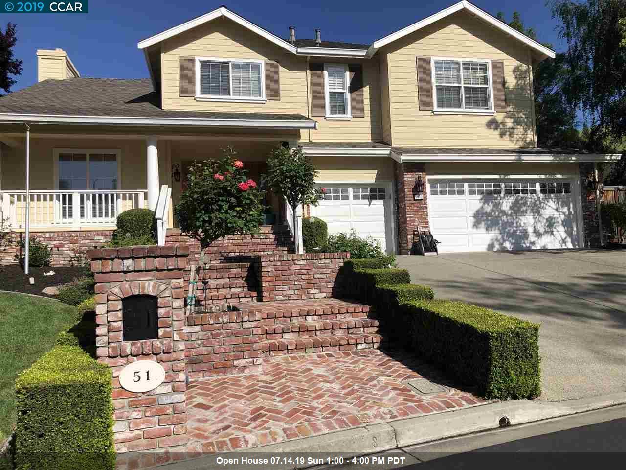 51 Brightwood Cir Danville, CA 94506