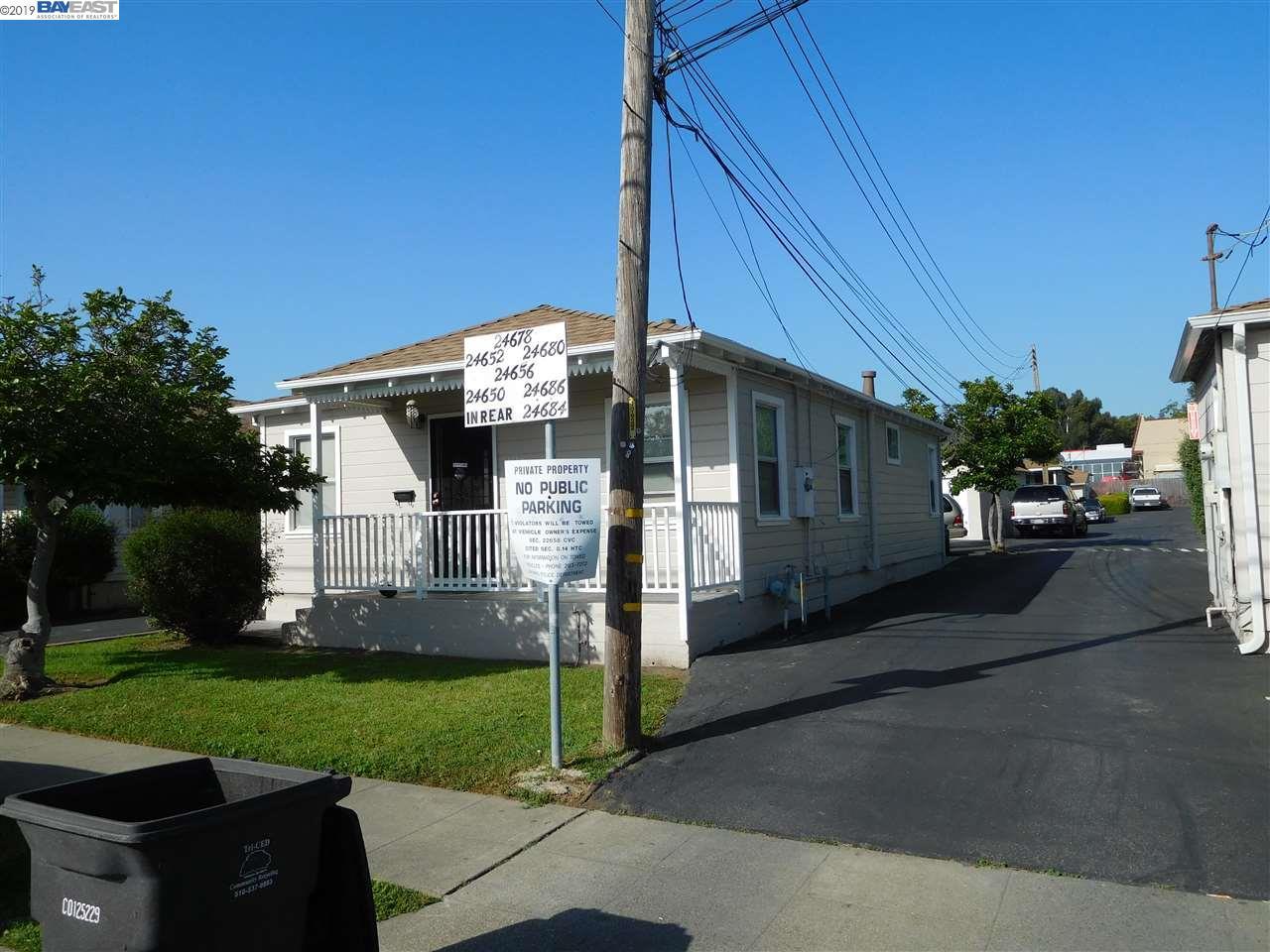 24652 Oneil Ave Hayward, CA 94544