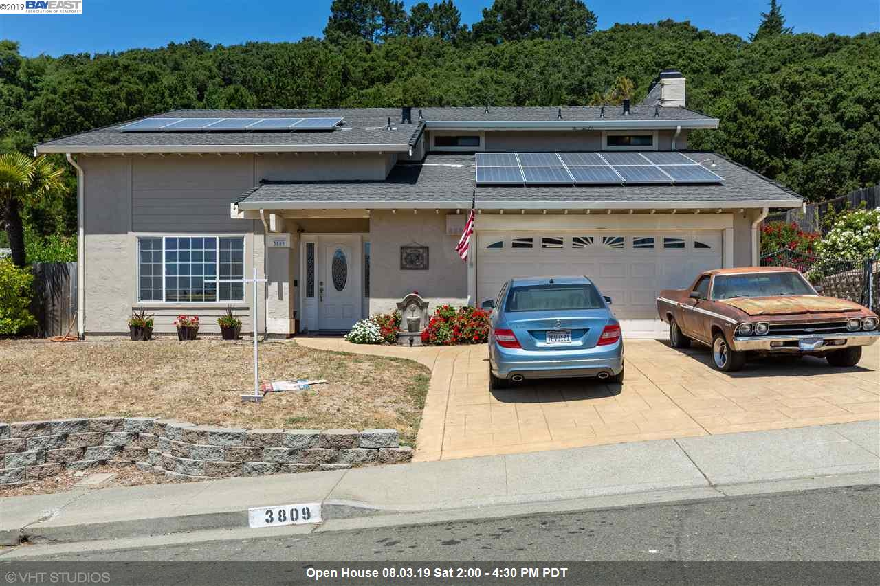 3809 Painted Pony Rd El Sobrante, CA 94803