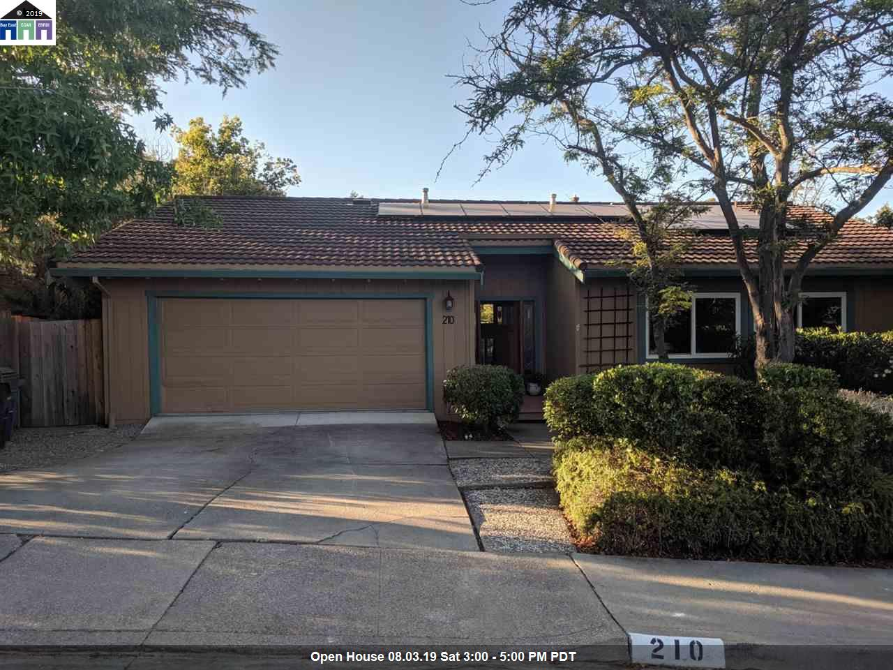 210 Donegal Way Martinez, CA 94553