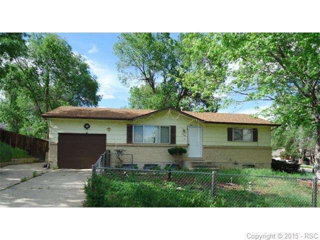 3684  Michigan Avenue Colorado Springs, CO 80910