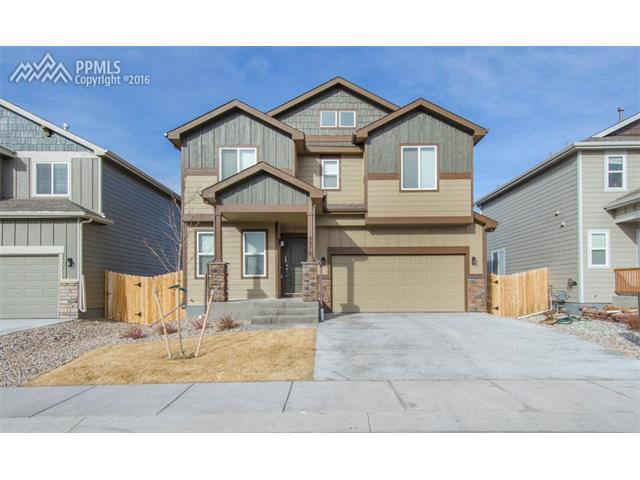 9970  Silver Stirrup Drive Colorado Springs, CO 80925