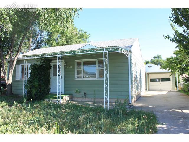 2050 S Corona Avenue Colorado Springs, CO 80905