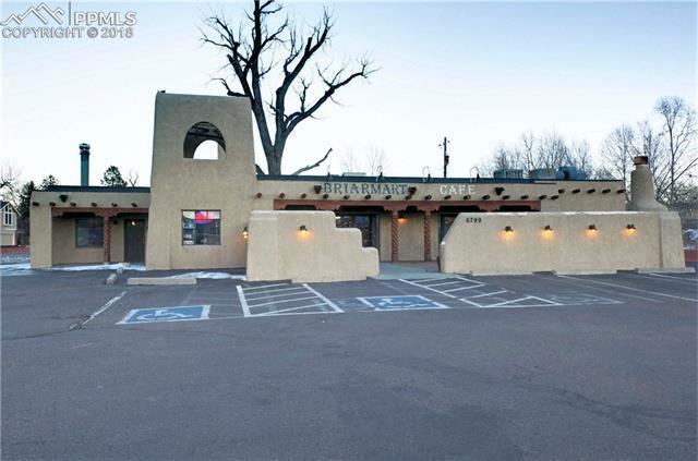 1725 Brookwood Drive Colorado Springs, CO 80918