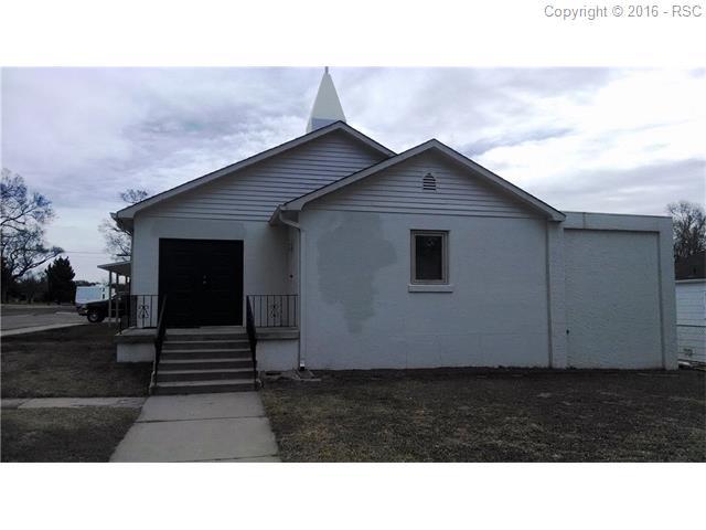 629 N Swope Avenue Colorado Springs, CO 80909