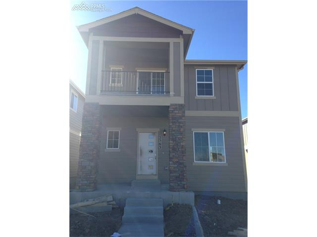 2563  Dorset Drive Colorado Springs, CO 80910