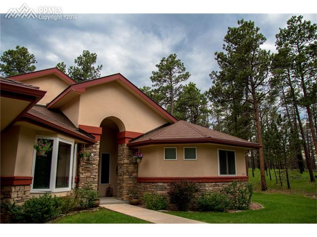 8825  Whispering Pine Trail Colorado Springs, CO 80908
