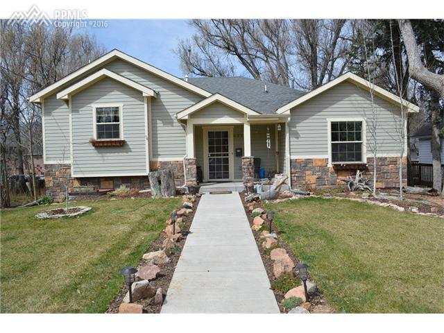 632 N Prospect Street Colorado Springs, CO 80903