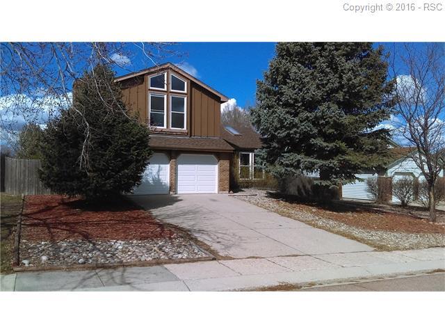 8325  Avens Circle Colorado Springs, CO 80920