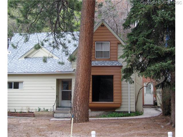 108  Ruxton Avenue Manitou Springs, CO 80829