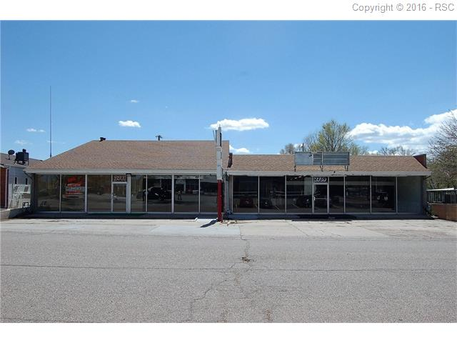 2739 E Monument Street Colorado Springs, CO 80909