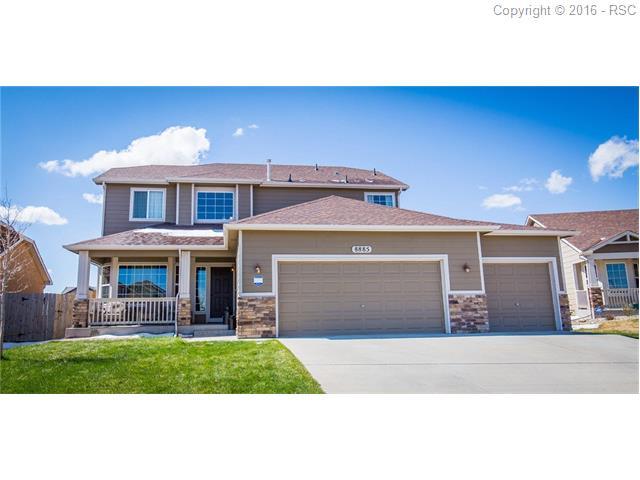 8885  Canary Circle Colorado Springs, CO 80908