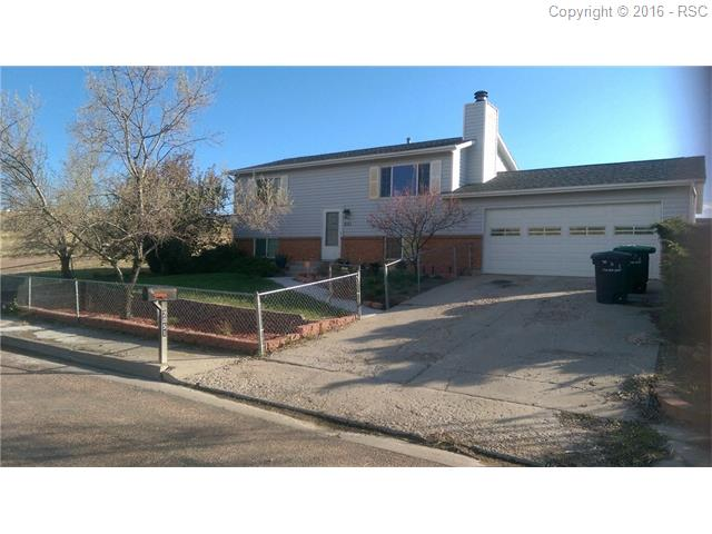 2051 S Chamberlin Colorado Springs, CO 80906