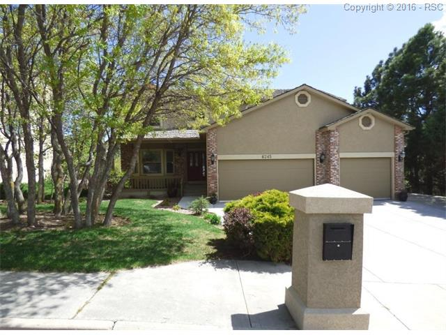 6245  Spurwood Drive Colorado Springs, CO 80918