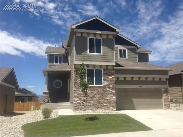 6634  Big George Drive Colorado Springs, CO 80923