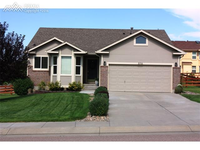 3711  Tail Wind Drive Colorado Springs, CO 80911