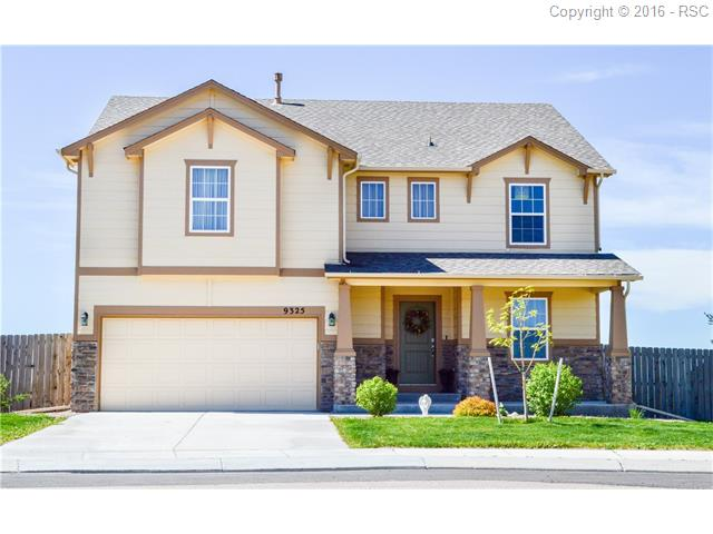 9325  Sand Myrtle Drive Colorado Springs, CO 80925