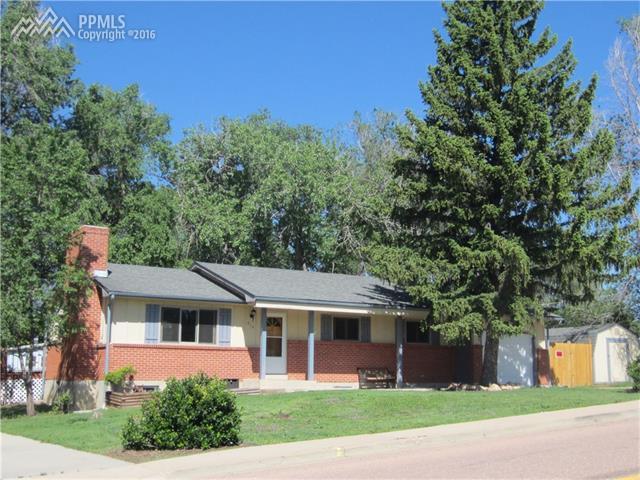 616  Crestridge Avenue Colorado Springs, CO 80906