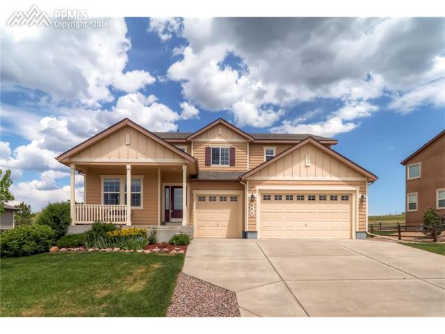 606  Struthers Ranch Road Colorado Springs, CO 80921