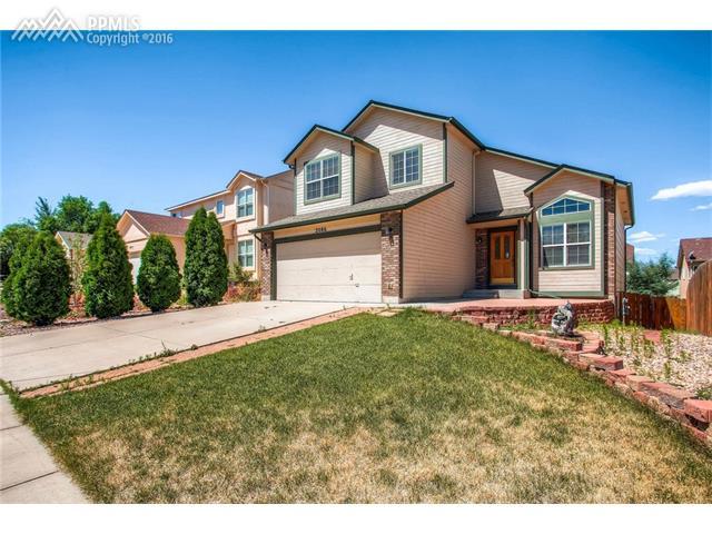 2086  Sage Grouse Lane Colorado Springs, CO 80951