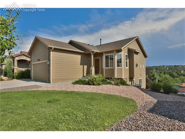 3063  Bella Cima Drive Colorado Springs, CO 80918