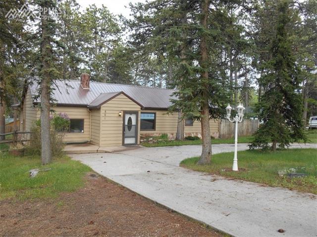 801  Elizan Drive Woodland Park, CO 80863