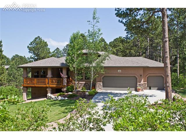 1043  Greenland Forest Drive Monument, CO 80132