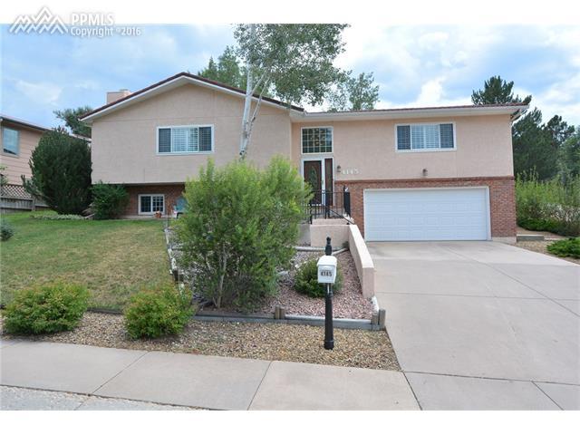 4145  Mcpherson Avenue Colorado Springs, CO 80909