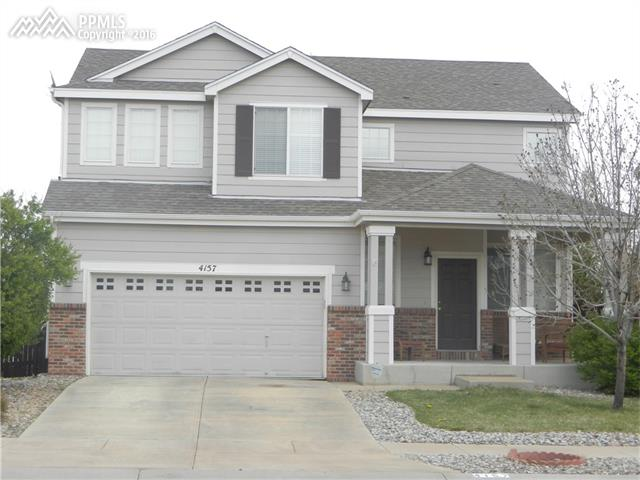 4157  Knollvale Drive Colorado Springs, CO 80922
